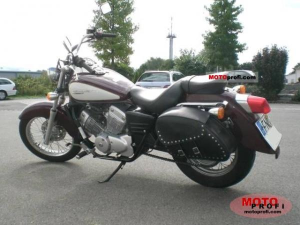 Honda VT125 Shadow 2003 #1