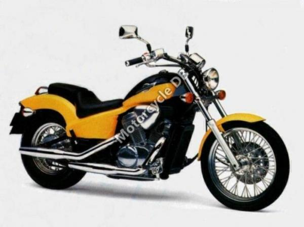 Honda VT600C (reduced effect)