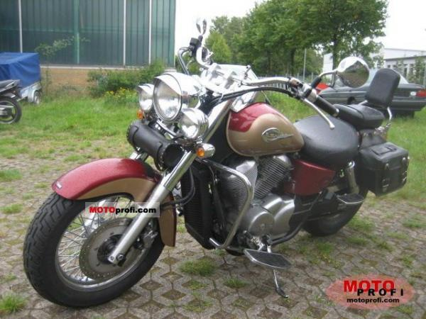 2000 Honda VT750C2 Shadow