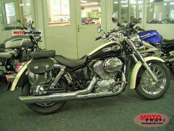 2001 Honda VT750C2 Shadow