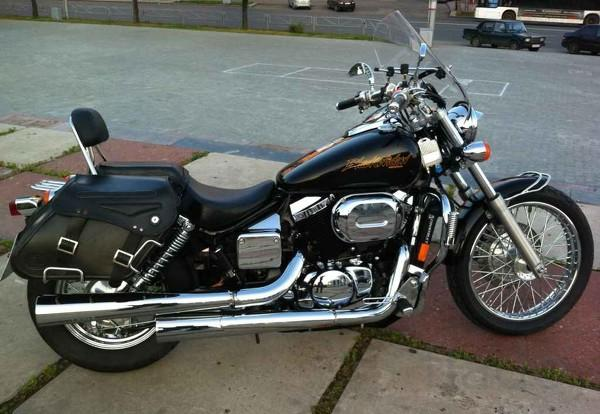 Honda VT750C3 DC Black Widow 2001 #1
