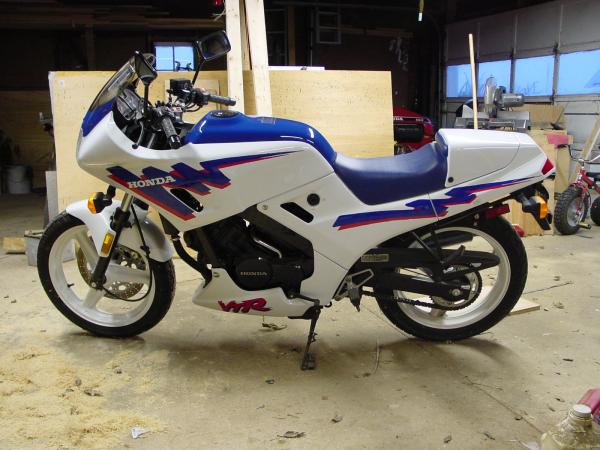 Honda VTR250 Interceptor