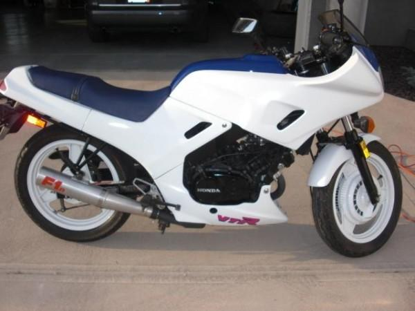 1988 Honda VTR250 Interceptor