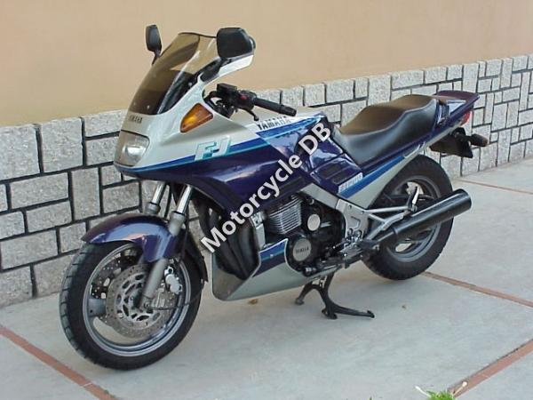 Honda XBR500 N (reduced effect)