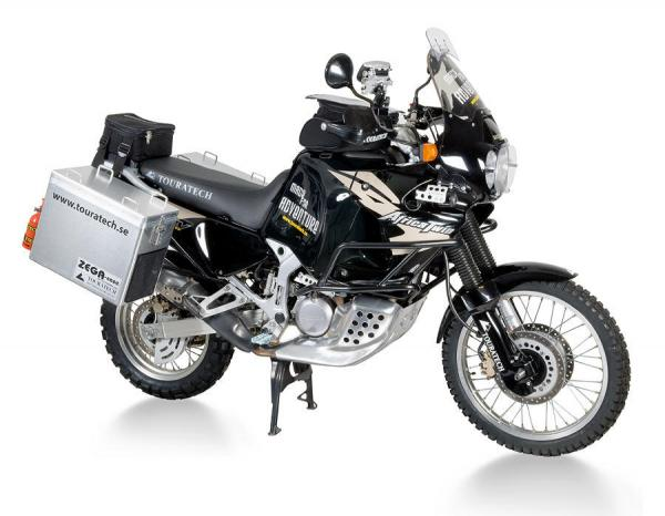 1991 Honda XRV750 Africa Twin (reduced effect)