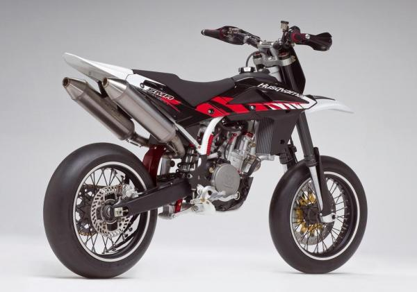 Husqvarna Super motard #1