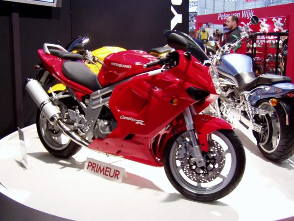 2011 Hyosung SF 50 R Rally