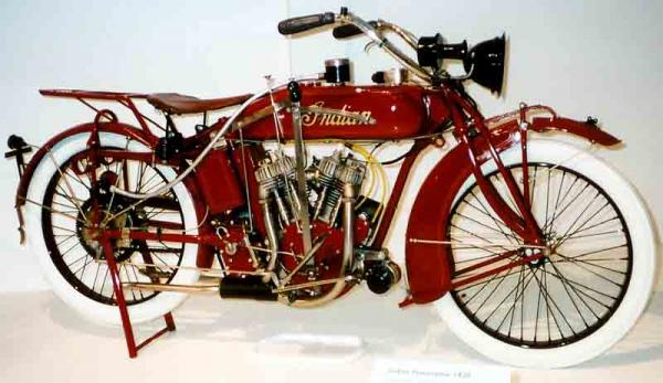 Indian Motorcycles #1