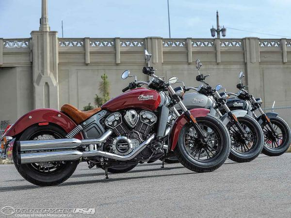 Indian Scout 86: riding the elegance