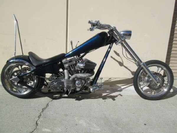 2010 Intrepid Resolute Chopper