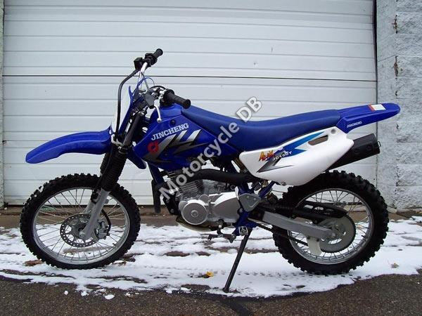 2006 Jincheng Knight JC 125-2A