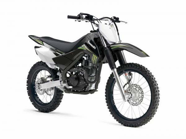 Kawasaki KLX140 Monster Energy