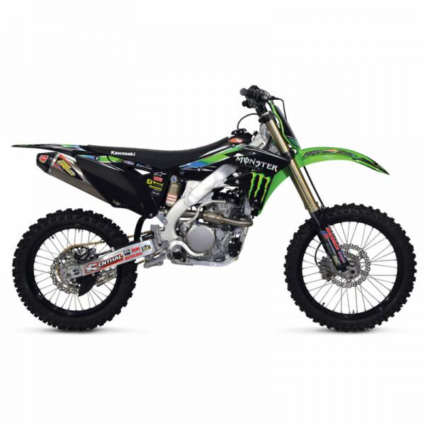 Kawasaki KLX140L Monster Energy