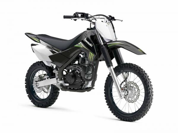2009 Kawasaki KLX140L Monster Energy