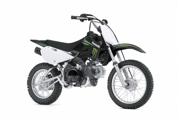 2010 Kawasaki KX100 Monster Energy