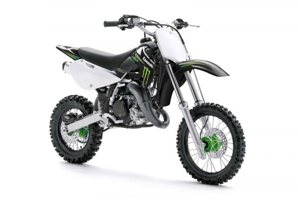 Kawasaki KX65 Monster Energy