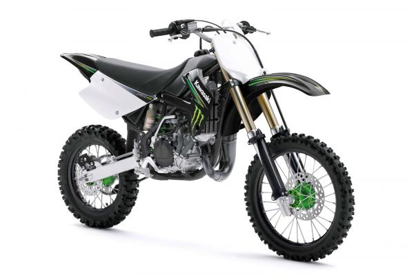 2009 Kawasaki KX85 Monster Energy