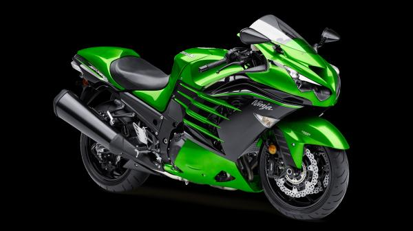 Kawasaki Ninja ZX-14 Supersport