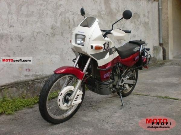 1992 Kawasaki Tengai (reduced effect)