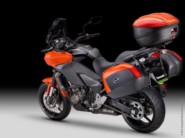 Kawasaki Versys 1000 Grand Tourer 2013 #1