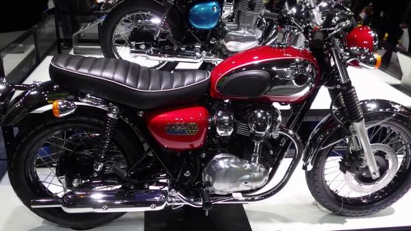 2014 Kawasaki W800 Chrome Edition