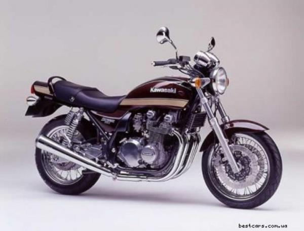 Kawasaki Zephyr 750 (reduced effect)