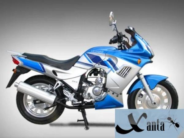 Kinroad XT100-9 Blue Eagle grabs all the attention