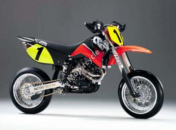 2003 KTM 660 Supermoto Factory Replica