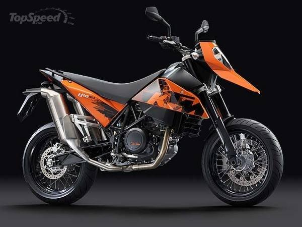 KTM 690 Supermoto Limited Edition