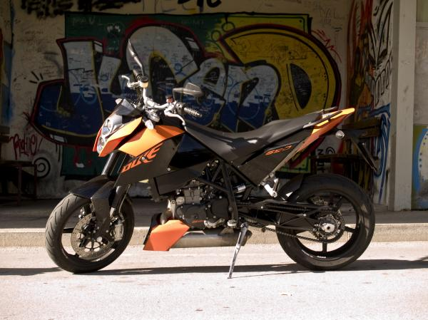 KTM 950 Adventure Silver/Orange/Black