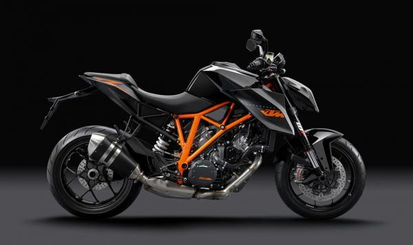 KTM 990 Superduke Black