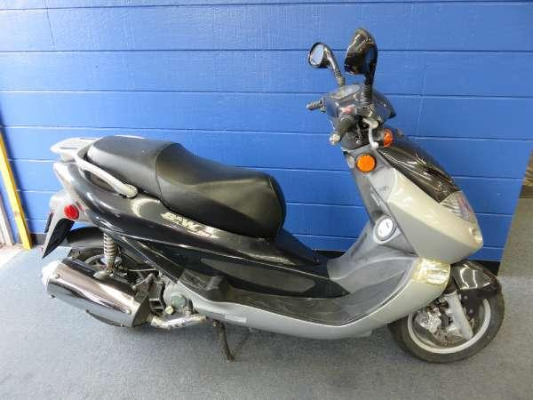 Kymco Bet and Win 150 2005 #1