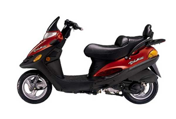 2005 Kymco Dink / Yager 125