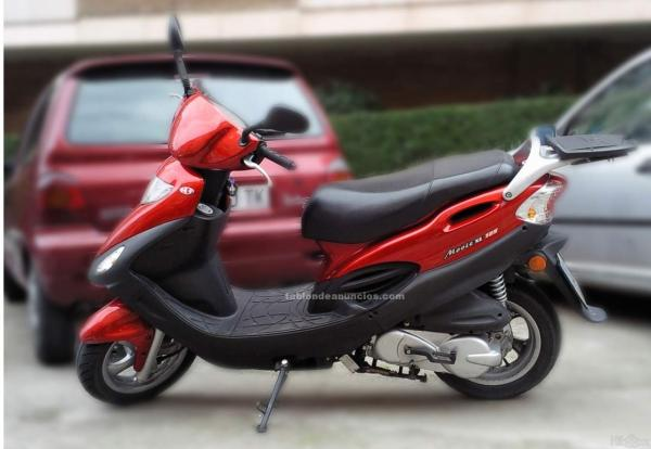 2004 Kymco Movie XL 125