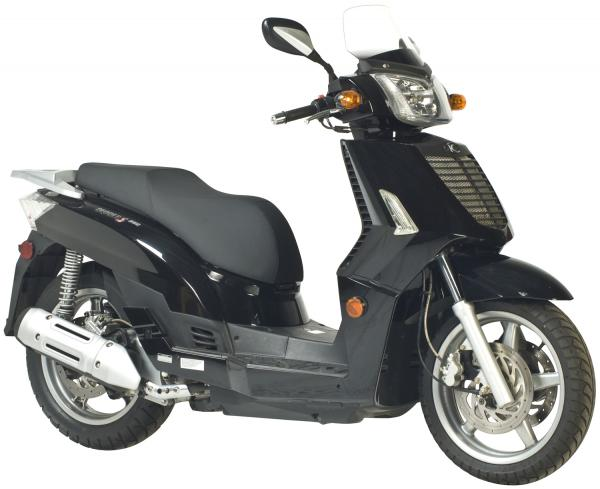 Kymco People S 200 2007 #1