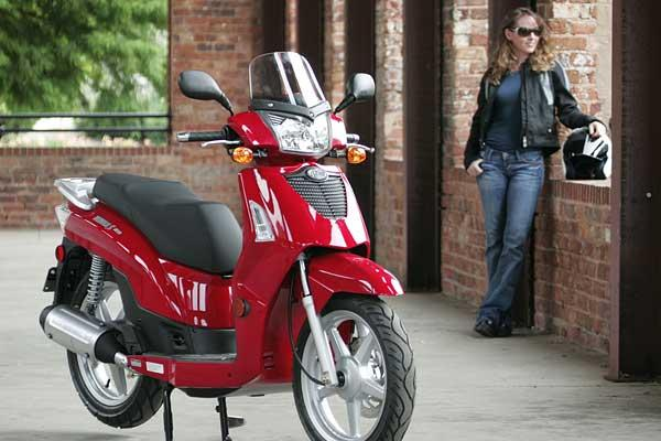 Kymco People S 200 2010 #1