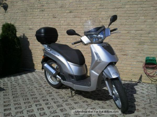 2009 Kymco People S 4T