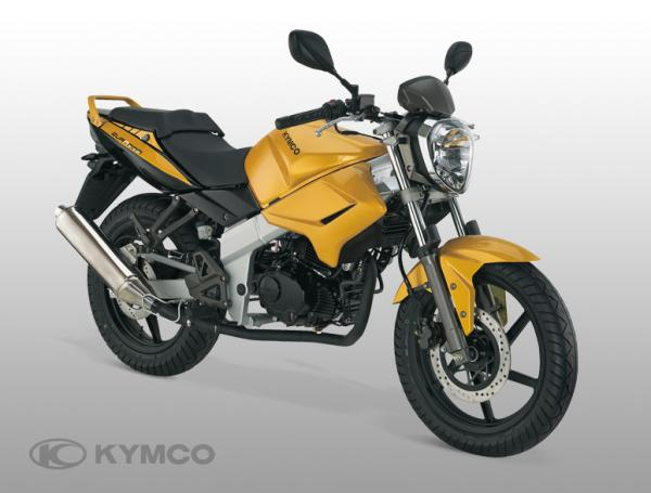 Kymco Quannon Naked 125