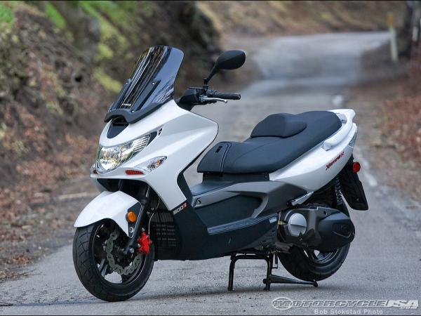 2004 Kymco Xciting 500