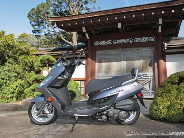 2011 Kymco Yager GT 200i