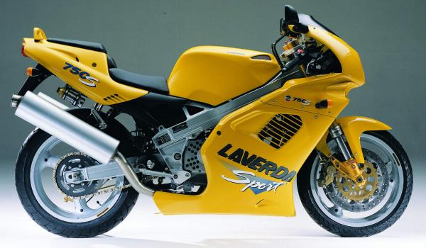 Laverda 750 Diamante 1998 #1
