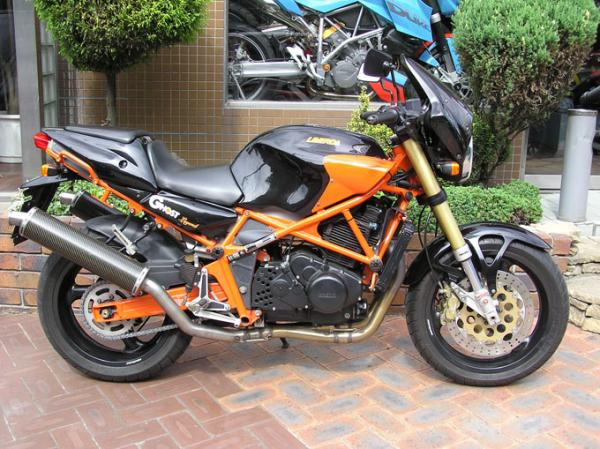 Laverda Ghost Legend