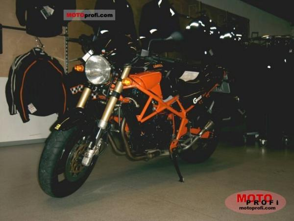 1997 Laverda Ghost Legend