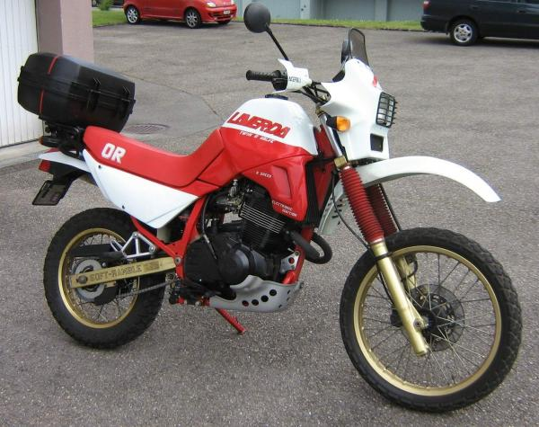 1986 Laverda OR 600 Atlas