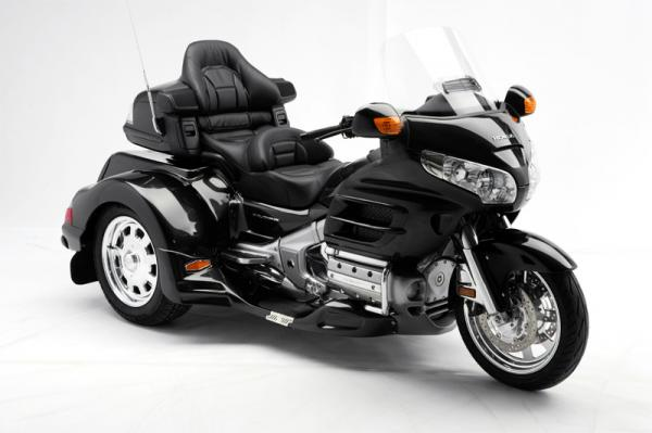 Lehman Trikes Monarch II Gold Wing