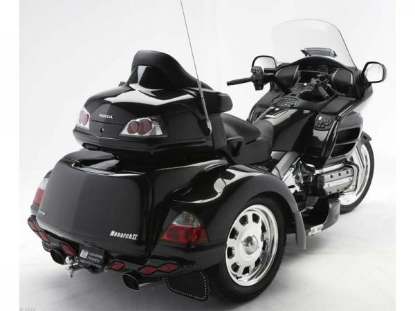 2010 Lehman Trikes Monarch II Gold Wing
