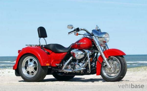Lehman Trikes Renegade Road King 2010 #1