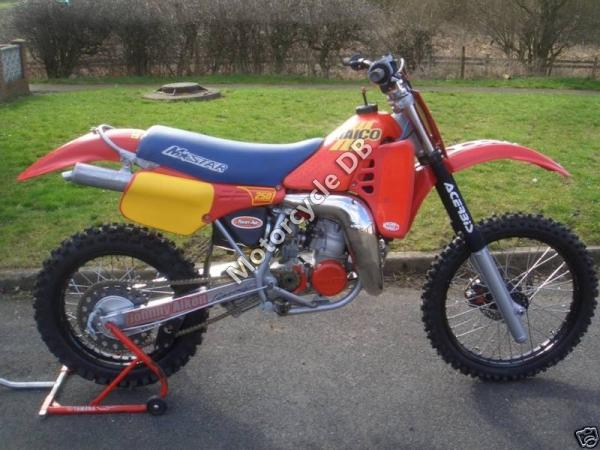 1986 Maico GME 500 (reduced effect)