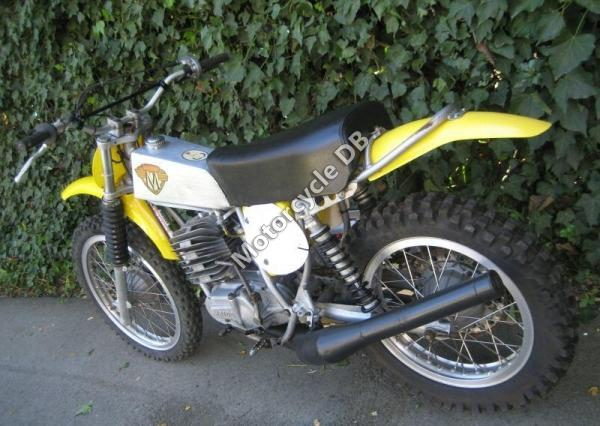 1987 Maico GP 400 E (reduced effect)