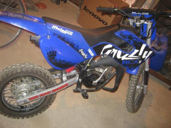 Malaguti Grizzly 12 Enduro